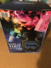 polaroid bluetooth portable party karaoke