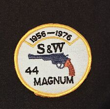 """~~FIREARMS~~ """"S&W 44 MAGNUM"""" PATCH !!!!!"""