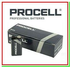 batterie PROCELL pile transistor 9v alcaline ex duracell industrial