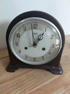 Smiths Enfield Mantel Clock (? Bakelite)