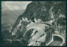 Vicenza Tonezza del Cimone ABRASA Foto FG cartolina VK3231