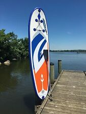 Inflatable Stand Up Paddleboard - Gladiator 10'6'' i SUP with Paddle