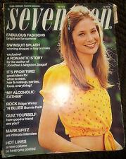 Vitg Seventeen 5/1973 Teen Patti Hansen Patrick Demarchelier Chanel Revlon ads