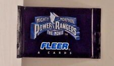 Fleer Mighty Morphin Power Rangers The Movie Trading Cards