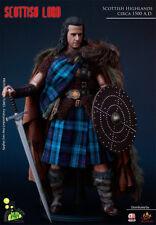 Kaustic Plastik 1/6 KP0012 Brave Heart Scottish Lord  figure (in stock)