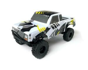 Element RC Enduro24 Sendero 1/24 4WD RTR Scale Mini Trail Truck (Black/Yellow)
