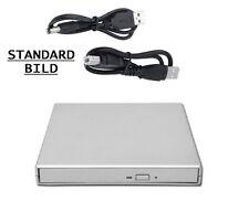 Externes Slim USB DVD±RW DL Brenner Laufwerk von Sony für PC Notebook