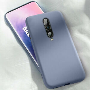 For OnePlus 9 7T 7 8 Pro Nord 8T 7 6 6T Slim Soft Liquid Silicone TPU Case Cover