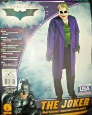 The Joker Deluxe Costume Dark Knight Rubies Mens Medium