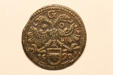 Netherlands / Groningen Stad - raadsteken 1590 *rare coin* (#42)