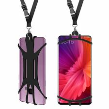 Cell Phone Lanyard Case, Universal 4.5-6.5 Smartphone Cover with Adjustable Neck