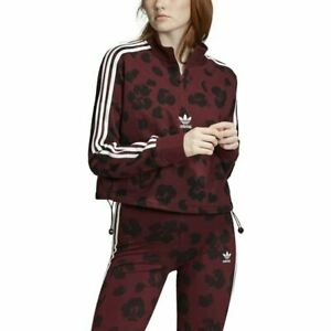 [EC1900] Womens Adidas Originals Bellista Allover Print Sweatshirt