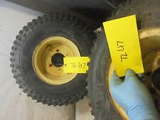 1977 Honda FL250 Odyssey Front & Rear Wheel & Tire 3 x 100 mm 7247