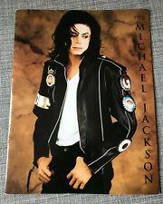 More details for michael jackson programme dangerous tour rare pepsi 1992