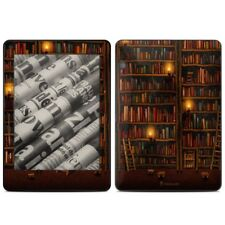 Kindle Voyage Skin - Library by Vlad Studio - Sticker Decal