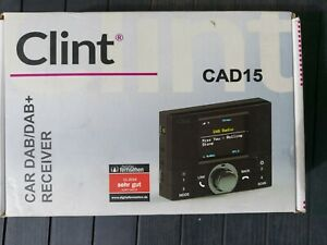NEW! Clint CLINT-CAD15 Car DAB+ radio adaptor