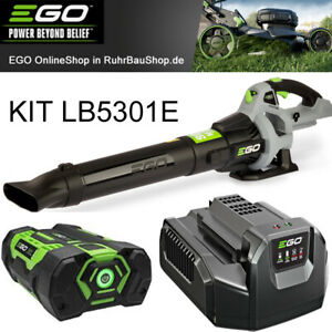 EGO BATTERY OPERATED BLOWER LB5301EKIT C/W 2.5AH BATTERY AND STANDARD CHARGER