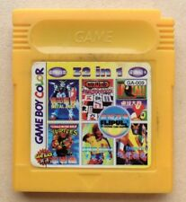 Jeu Game Boy Color 32 In 1 Vers. JAPONAISE 32 Jeux Nintendo GB SP ADVANCE GA-009
