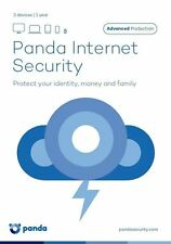 Panda Internet Security Advance Protection 2016 3 Users 1 Year