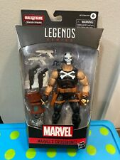 Marvel Legends Crossbones Boxed Black Widow wave figure