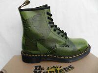 Dr Martens 1460 Geostripe Chaussures 41 Femme Homme Bottes Geo Stripe UK7 Neuf