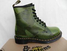 Dr Martens 1460 Geostripe Chaussures 42 Femme Homme Bottes Geo Stripe UK8 Neuf