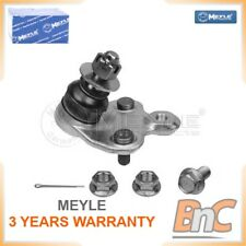 FRONT BALL JOINT FOR TOYOTA PRIUS HATCHBACK NHW20 MEYLE 4333049055 30160100040