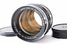 Canon FL 58mm f/1.2 MF Prime Lens for FD mount w/filter Excellent+ from Japan