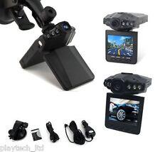 "2.5"" HD Car Dash Dashboard Camera IR DVR Cam Night Vision CCTV Security Recorder"
