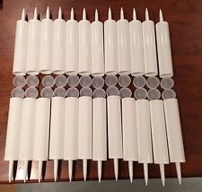 SALE 24 pack - Empty Fillable Caulking Tube/Cartridge - Made in USA - Brand New