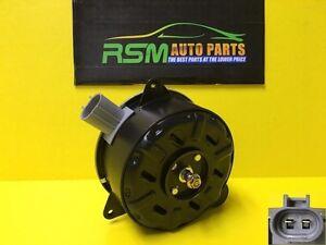 Echo 00-05 Yaris 07-15 Scion XA XB XD Fan Motor with Plug