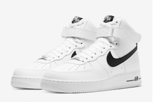 Nike Air Force 1 High ´07 AN20 Men's Sneakers White Leather Shoes - CK4369-100