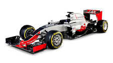 1/10 NEW Unpainted 2016 F1 HAAS VF-16 RC car Body Decal Wings for TamiyA F104