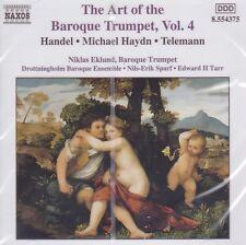 The Art of the Baroque Trumpet, Vol. 4 - CD
