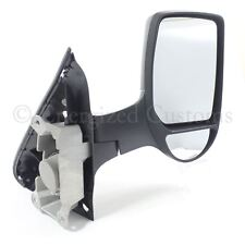 Ford Transit Van Mk7 2006-2014 Manual Short Arm Wing Door Mirror Drivers Side