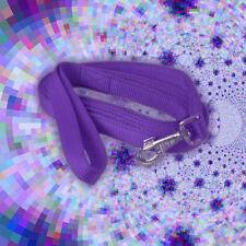 _NEW_ Gatsby horse Tack pony Nylon Lead w/ Snap - 6 ft. (Purple)