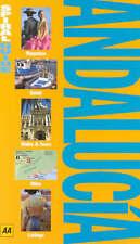 Andalucia (AA Spiral Guides), Quintero, Josephine, Hannigan, Des | Spiral-bound