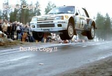 Ari Vatanen Peugeot 205 Turbo 16 Winner 1000 Lakes Rally 1984 Photograph 3