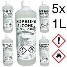 IPA 99.9%25 %7c Choose Size! %7c 500mL - 250 LITRE %7c Isopropyl Alcohol/Isopropanol 1L