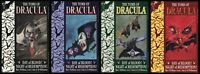 Tomb of Dracula Day of Blood Night of Redemption Trade Paperback TPB Set 1-2-3-4