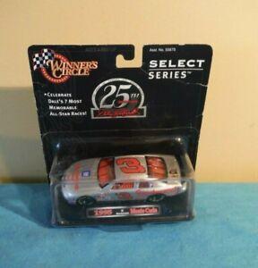 New 1999 Winner's Circle NASCAR 25th Anniversary Dale Earnhardt 1995 Monte Carlo