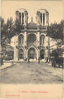 06 - cpa - NICE - Eglise Notre Dame
