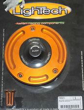bouchon réservoir 1/4 de tour OR/Noir LIGHTECH SUZUKI GSX-R 1000 600 750 GSR