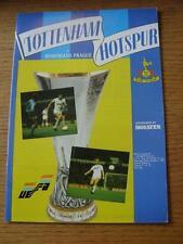 28/11/1984 Tottenham Hotspur v Bohemians Prague [UEFA Cup] (No apparent faults).