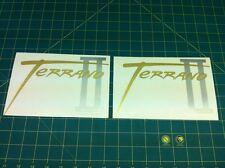 Nissan Terrano 2.7 Tdi 4x4 Puerta Lateral / General Cuerpo Calcomanías Stickers
