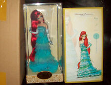 ARIEL DISNEY DESIGNER PRINCESS  DOLL NIB