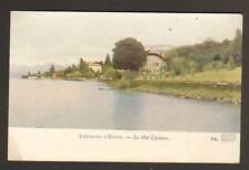 LE PRE CURIEUX (74) VILLAS ,Environs d'EVIAN avant 1904