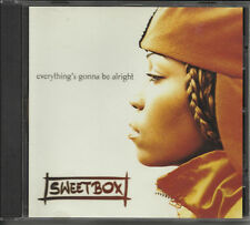 SWEETBOX Everything's Gonna Be alright DUB & CLUB MIX  PROMO DJ CD Single 1998