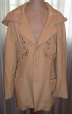 MATSUDA MADE IN JAPAN FAB lined jacket, perfect for spring or fall, M
