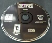 Tetris Plus (Sony PlayStation 1, 1996) Disc Only Tested